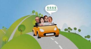 Carpooling gratis