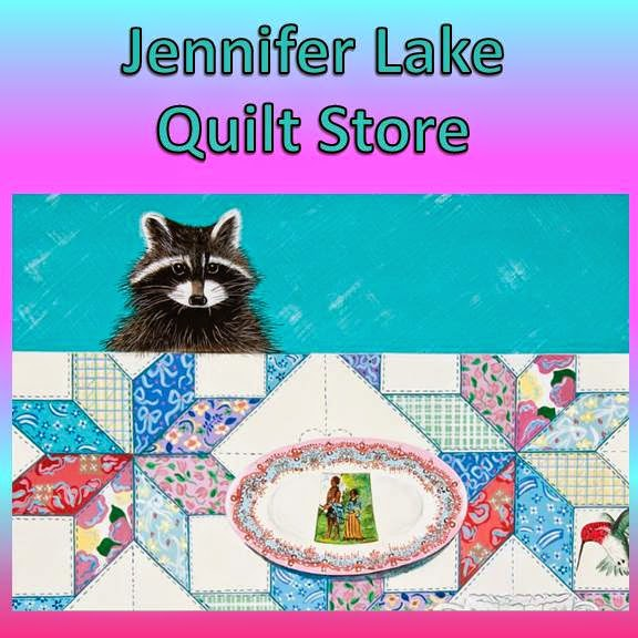 Jennifer Lakes Quilt Gift Shop