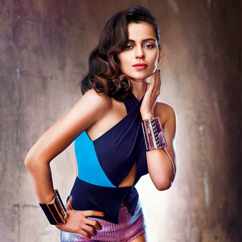 Magazine Photoshoot : Kangana Ranaut Photoshot For Vogue Magazine India January 2014 Issue