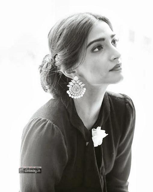 Sonam Kapoor Photoshoot for Stardust Magazine