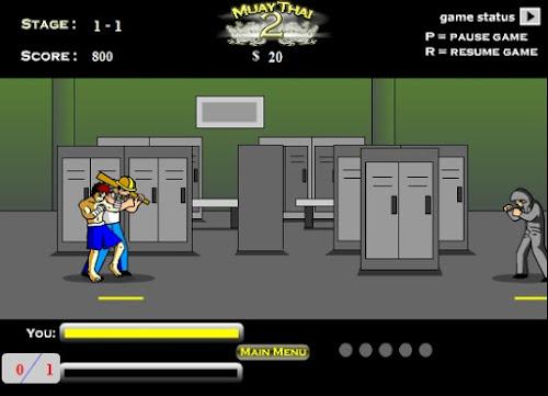 Jogar Online Muay Thai 2
