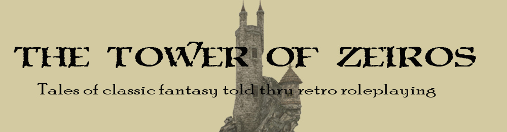 The Tower of Zeiros
