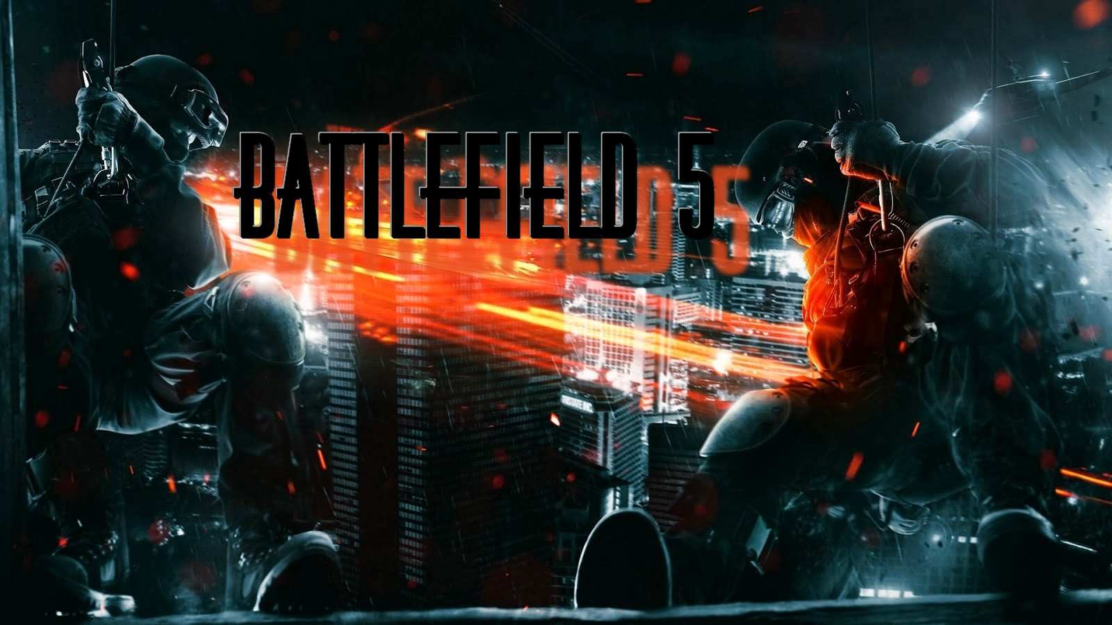 Battlefield 5 Released by Visceral Games