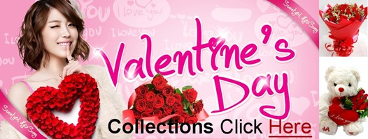 Valentine Collections 2016