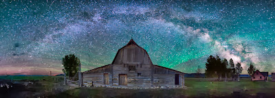 how to photograph milky way with dslr