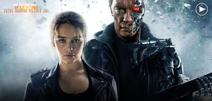 Un terminator învechit ajută la supravieţuirea lui Sarah Connor în noul trailer Terminator: Genisys