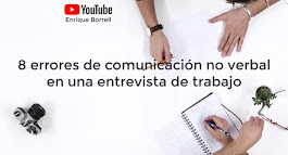 8 errores de comunicación no verbal en una entrevista de trabajo