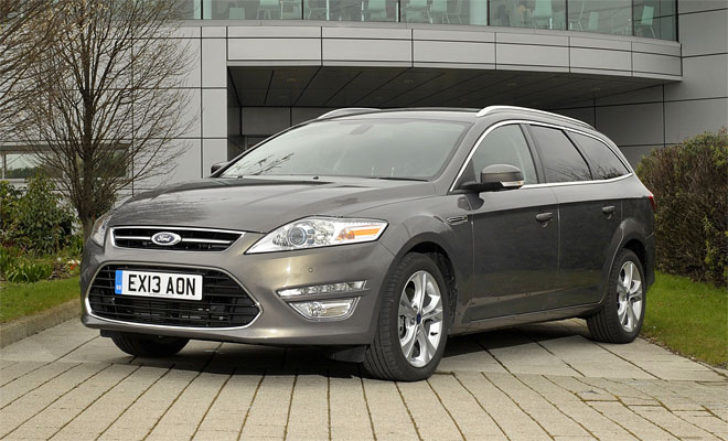 Ford Mondeo version 3 estate