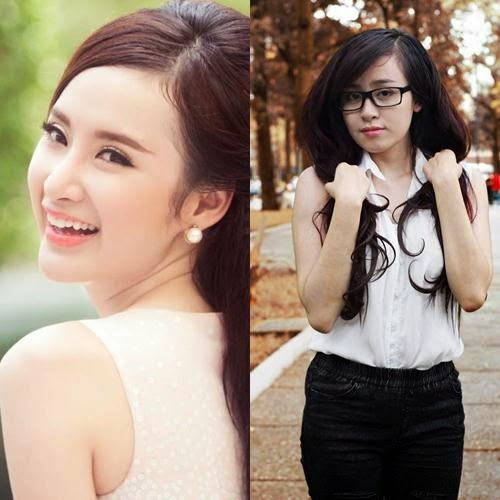 'Kịch bản' giống hệt nhau của Bà Tưng và Angela Phương Trinh