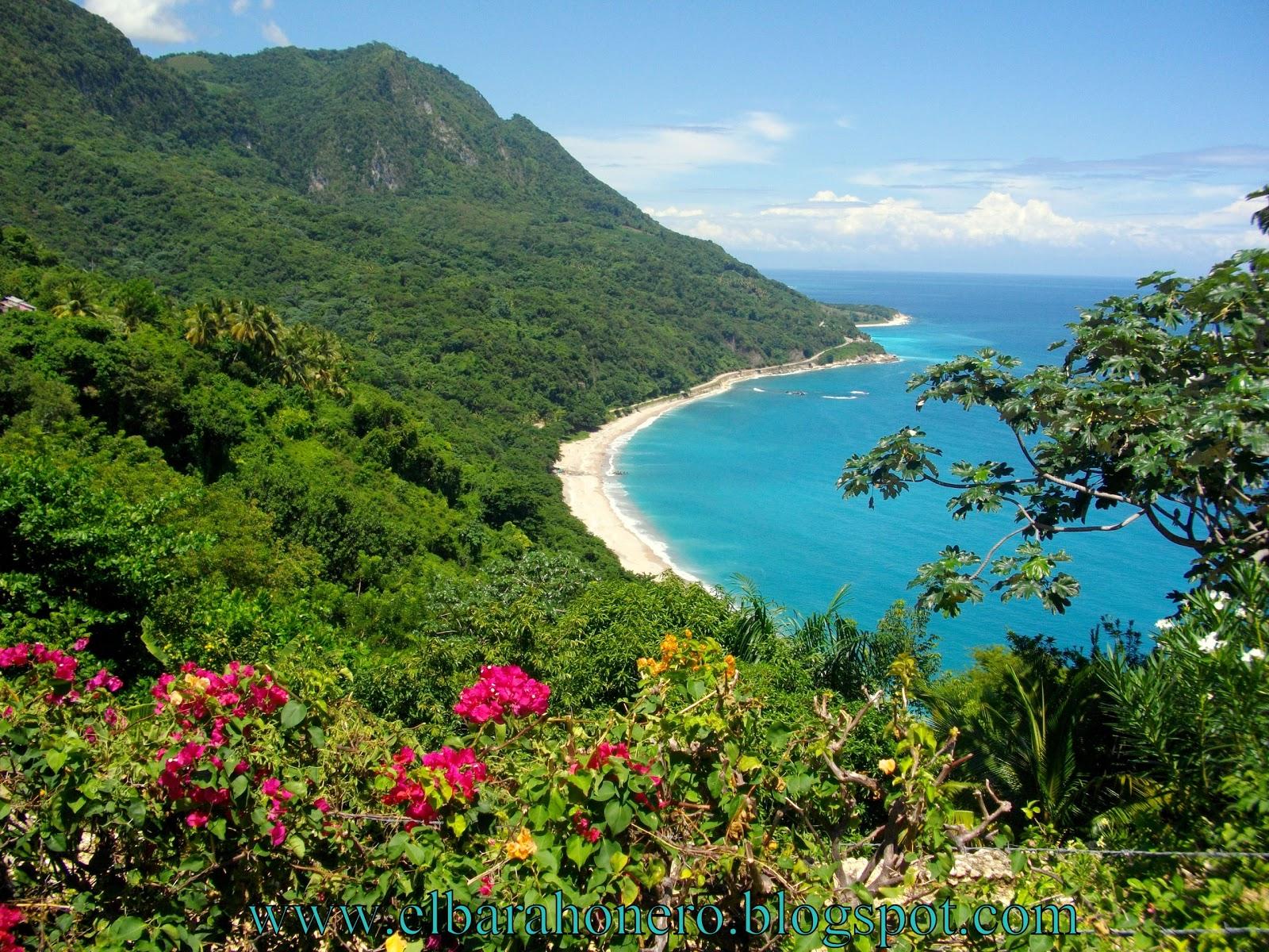filename playa san rafaelc barahonac el paisaje mcas bello del mundo hector rafelin cuellojpg