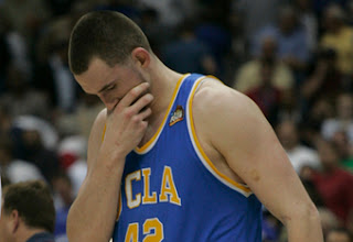 Kevin Love thinking