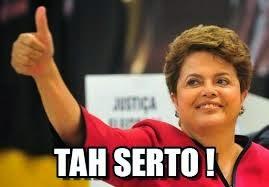 Dilma Tah Serto