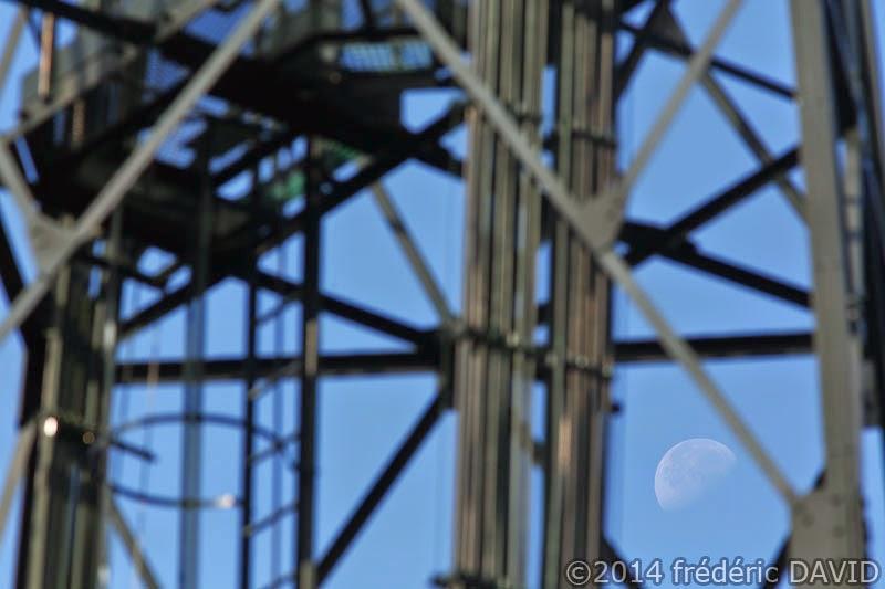 Ciel Lune tour métal