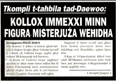 9 - John Dalli and the Daewoo Scandal