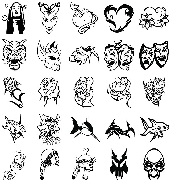 free tattoo samples