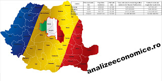 Cum arată economia Ținutului Românesc