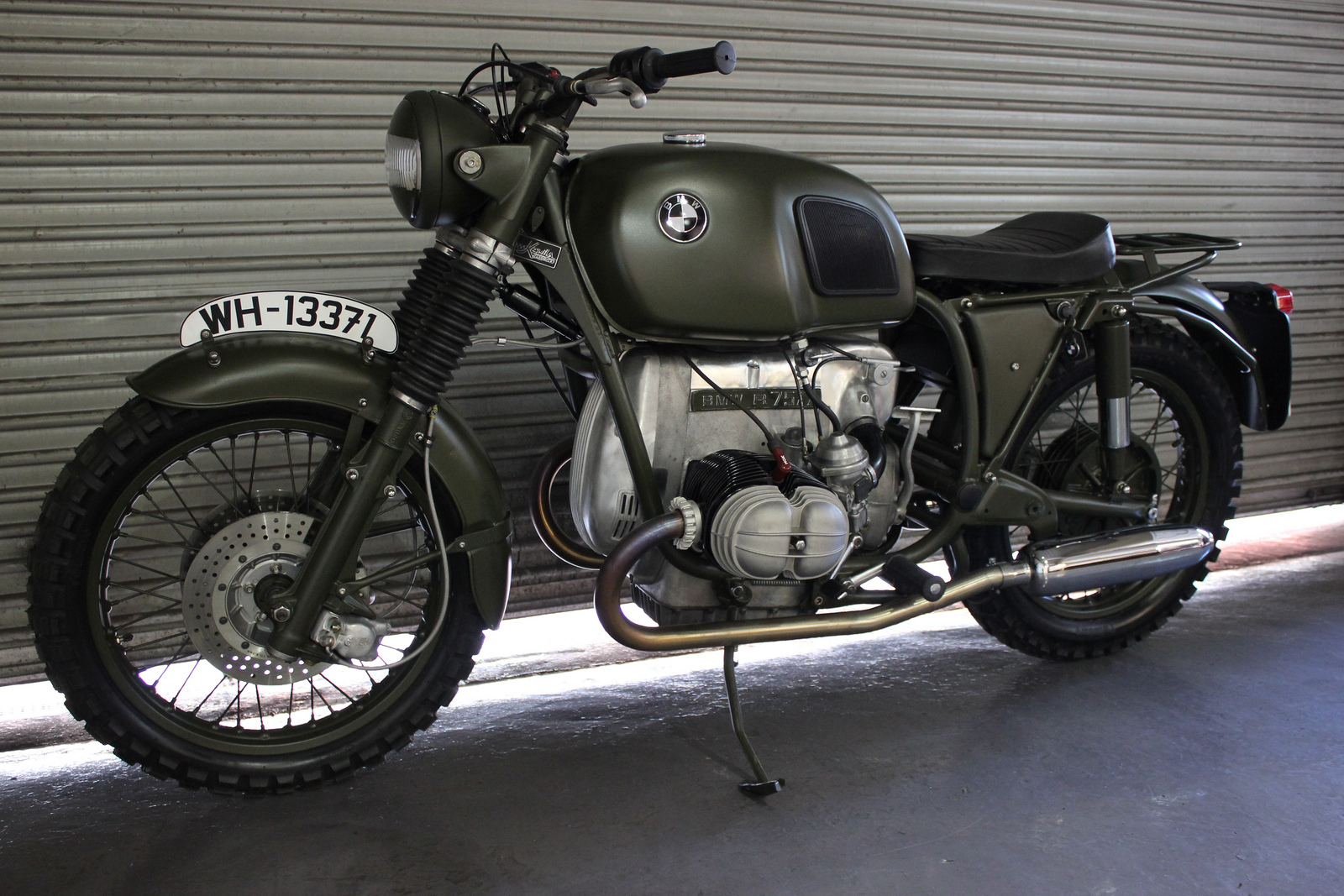 Racing Caf 232 Bmw R75 7 Quot Virgil Quot By Kevils Speed Shop
