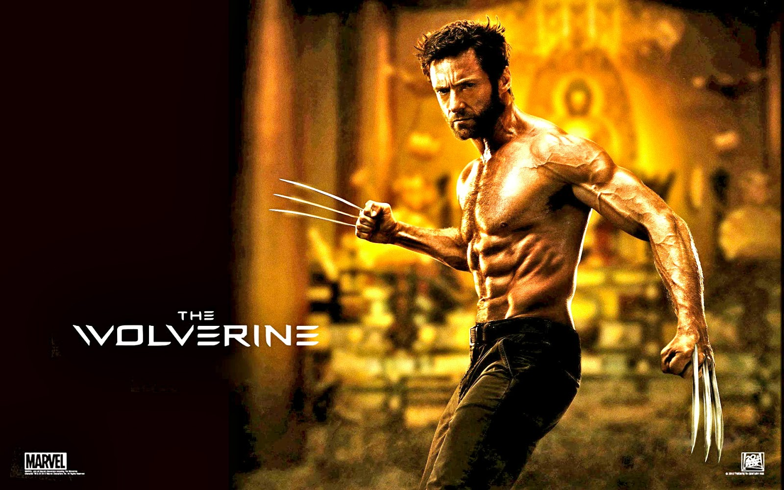 Whoa This Is Heavy Review The Wolverine 2013