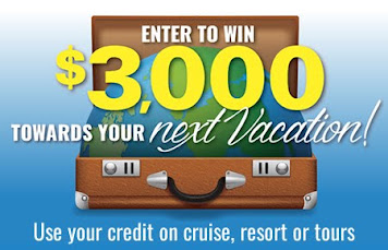 Enter to Win Vacation Credit