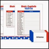 State Capitals Intro