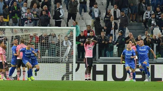 Juventus 1 x 1 Frosinone - Campeonato Italiano(Calcio) 2015/16