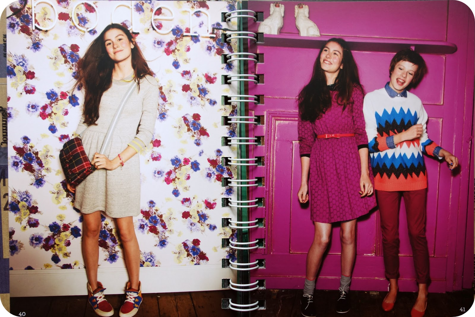 My superfluities boden autumn winter 2013 preview press for Boden jonnie