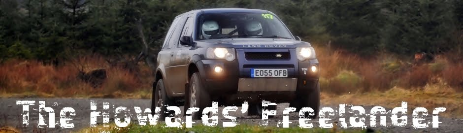 The Howards' Freelander