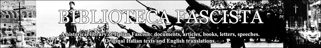 Biblioteca Fascista