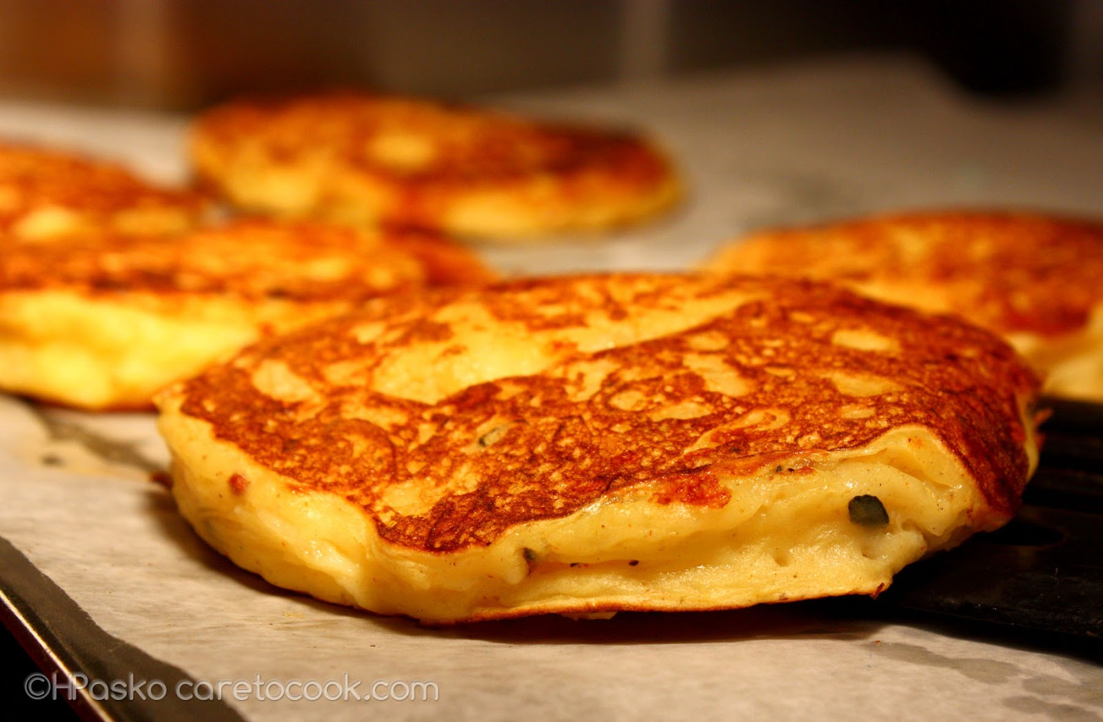 Spaghetti Squash Pancakes | Recipe Recipes