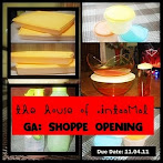 @11 April : The House of CintaAmal GA SHOPPE OPENING