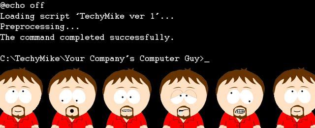 The Original Techymike