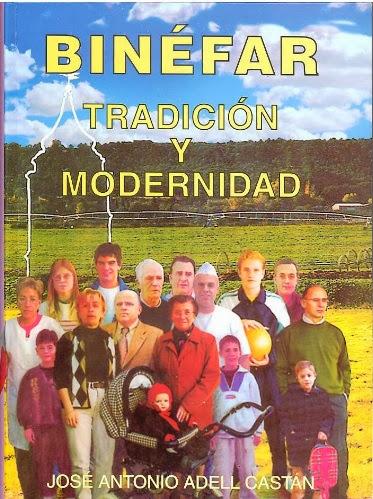Libro sobre binéfar de José Antonio Adell