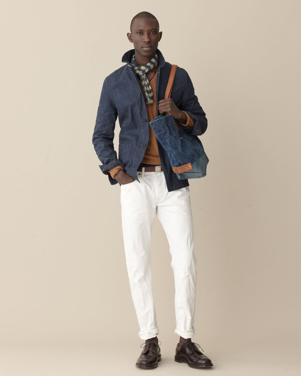 tissus jeans stretch