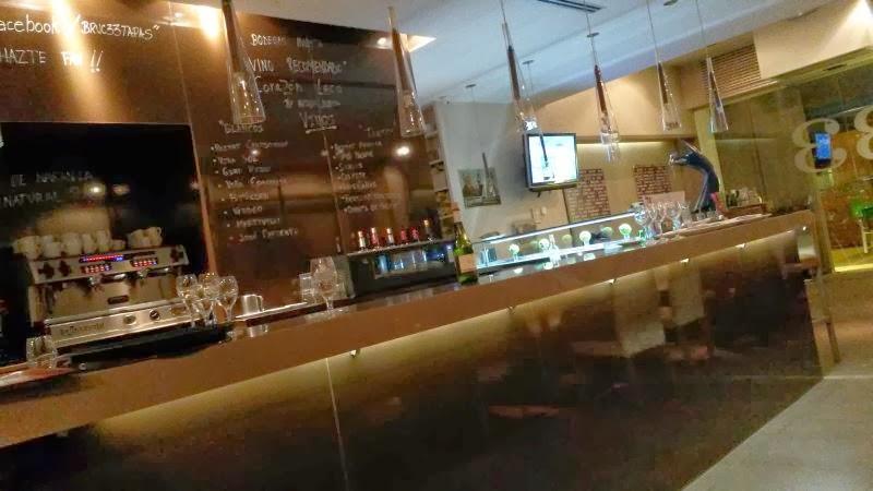 Restaurant Bruc 33 in Barcelona