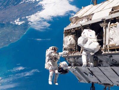 los ultimos satelites artificiales puestos en el espacio: