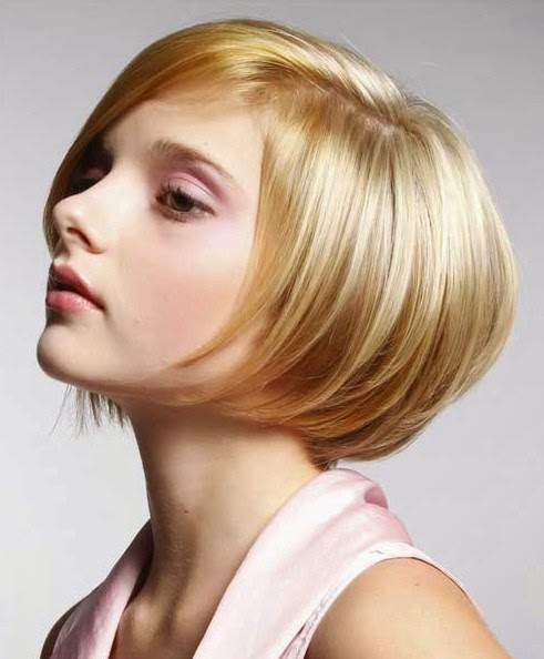 Stacked Bob Hairstyle 2014