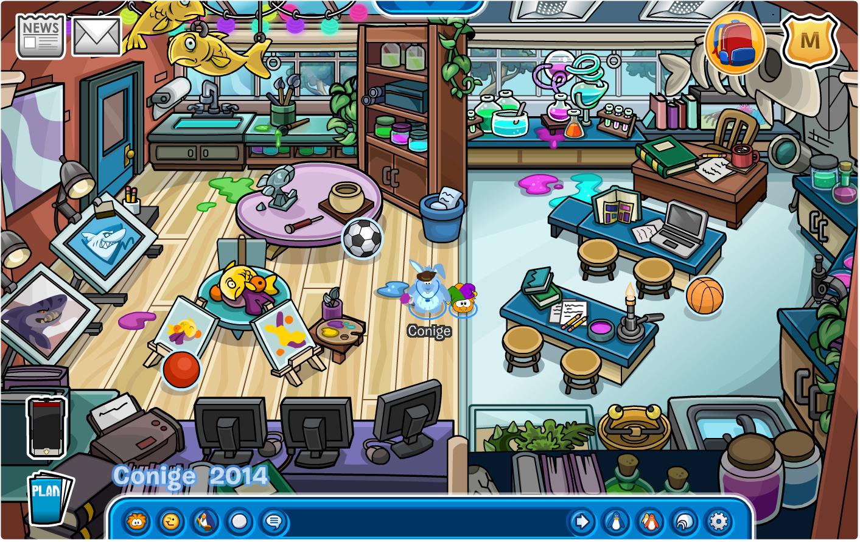 Comment rencontrer dp dans club penguin