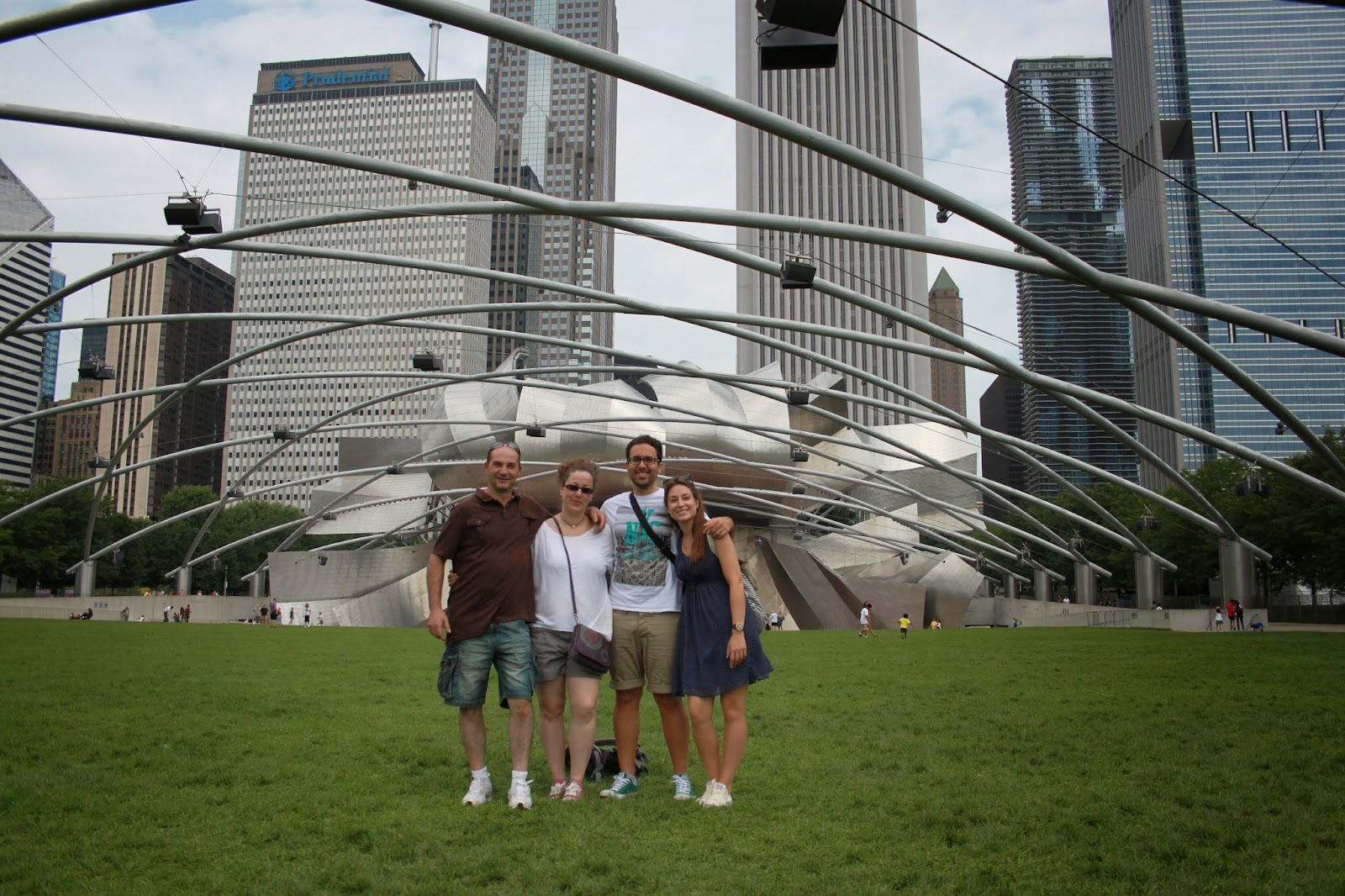 Chicago Jay Pritzker Pavilion