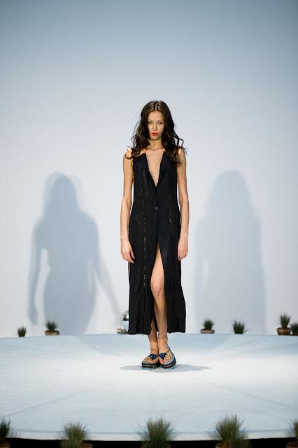 Nino Bollag SS13 Dress