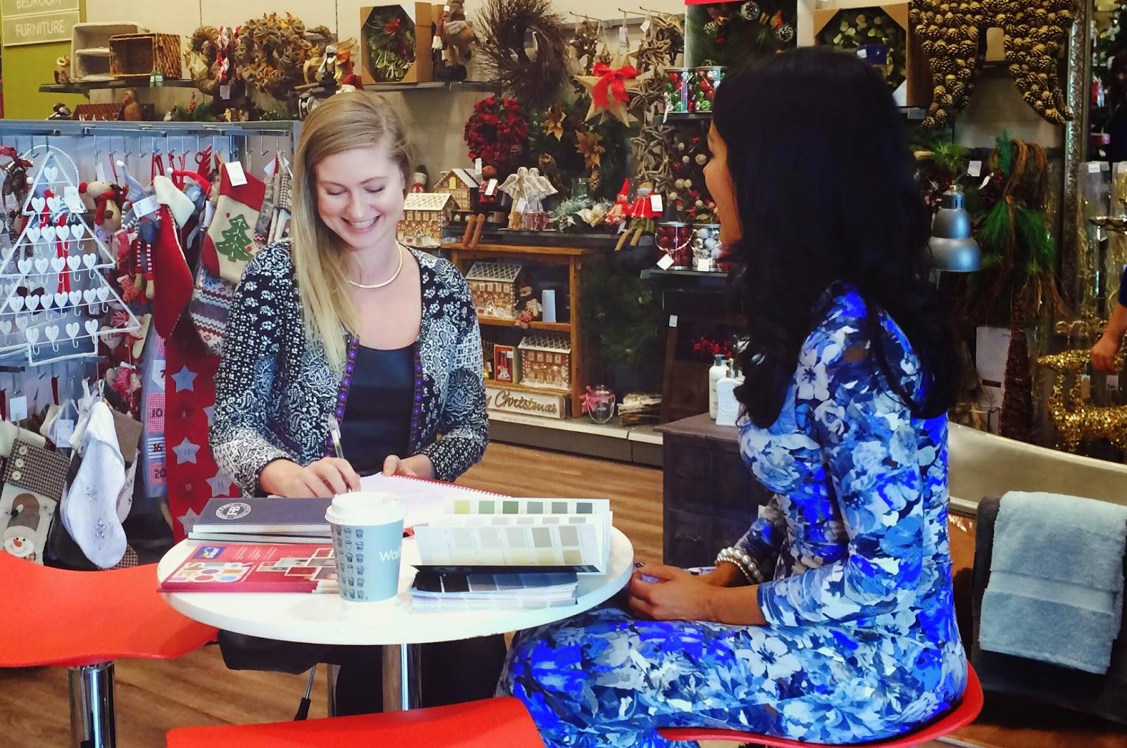 Fashionfake, HomeSense Salisbury, UK lifestyle bloggers, Jo Hamilton