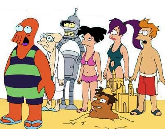 Futurama Cartoon Picture 1