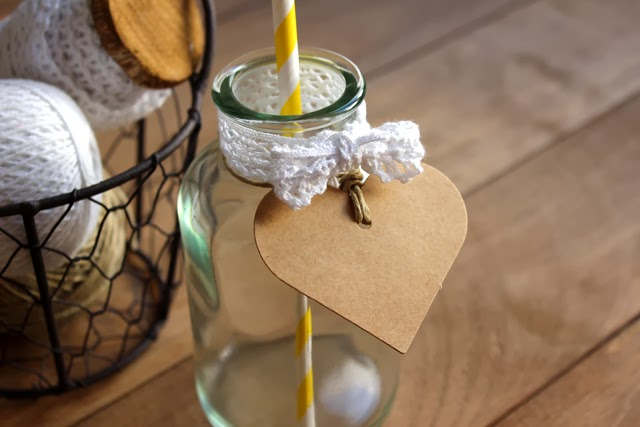 bodas etiquetas craft kraft diy hermanas bolena