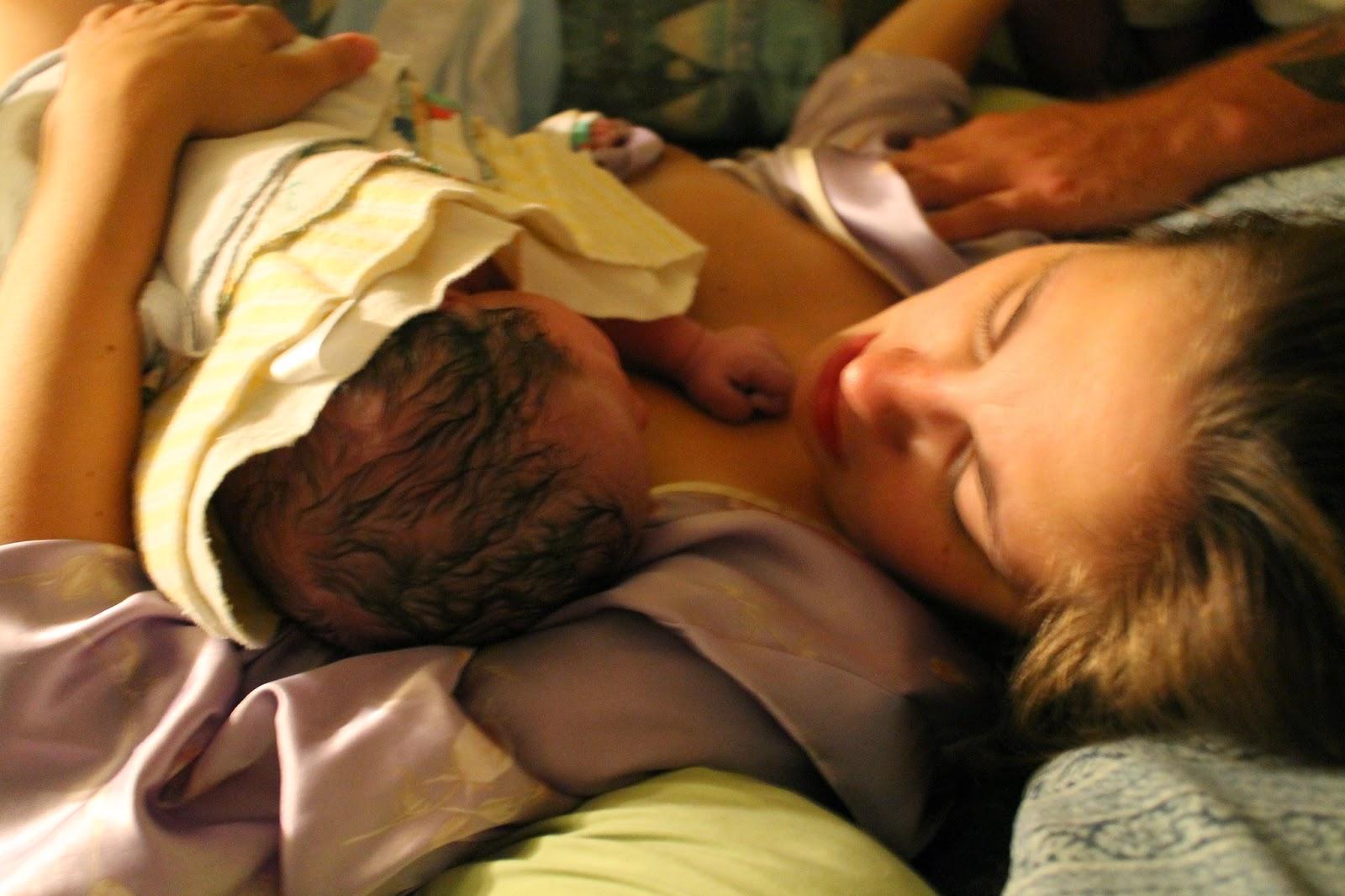 Как рожать в домашних условиях