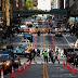 Nova York segura inteligente, monitorando menos violencia