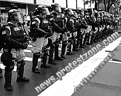 RNC Arrest, RNC Tampa Protest Arrest Attorney Lawyer, Occupy Tampa, occupy,
