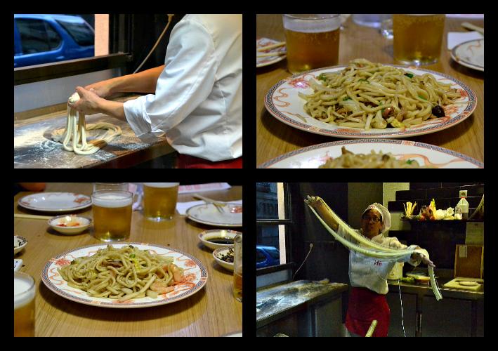 Noodles de KungFu Noodle