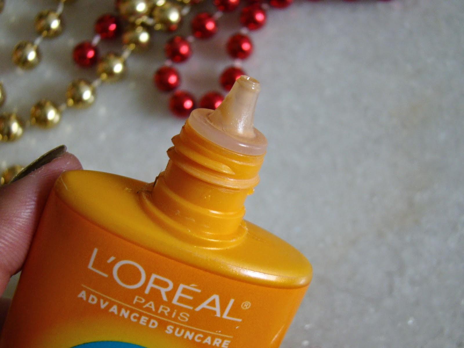Silky Sheer BB Face Lotion Loreal 50+