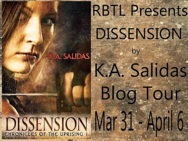 Dissension by K. A. Salidas