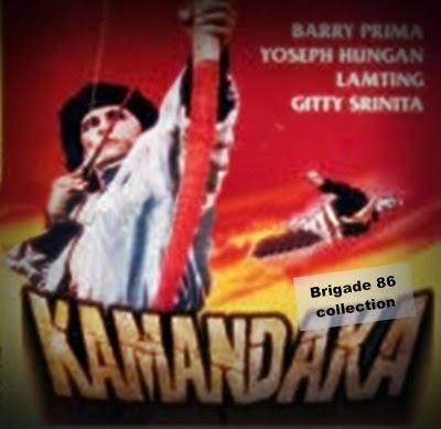 Brigade 86 Movies Center - Kamandaka (1991)