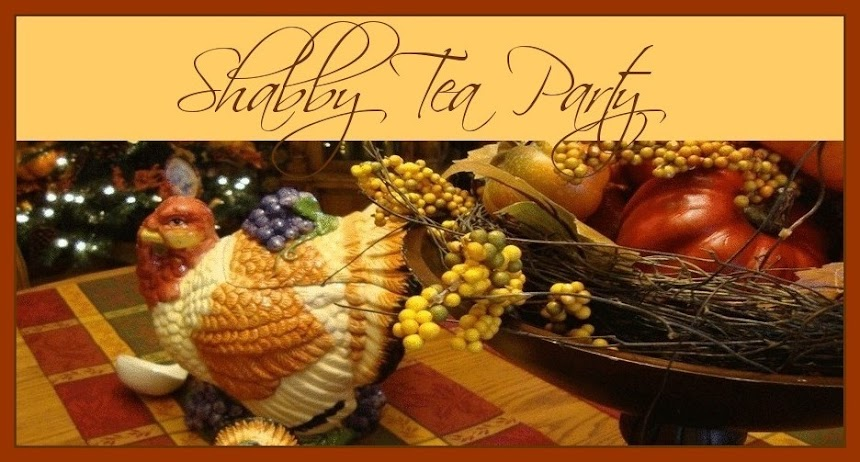 Shabby Tea Party